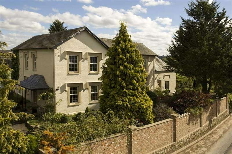 7 Bedrooms Detached House for sale in Broadward, LEOMINSTER, Leominster, Herefordshire