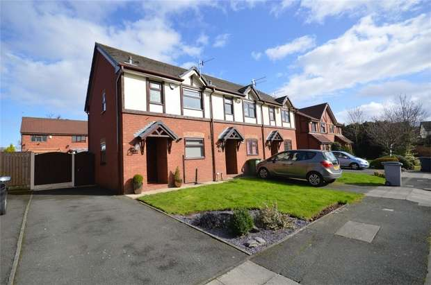 2 Bedrooms End Of Terrace House for sale in Woodland Grove, Rock Ferry, Merseyside