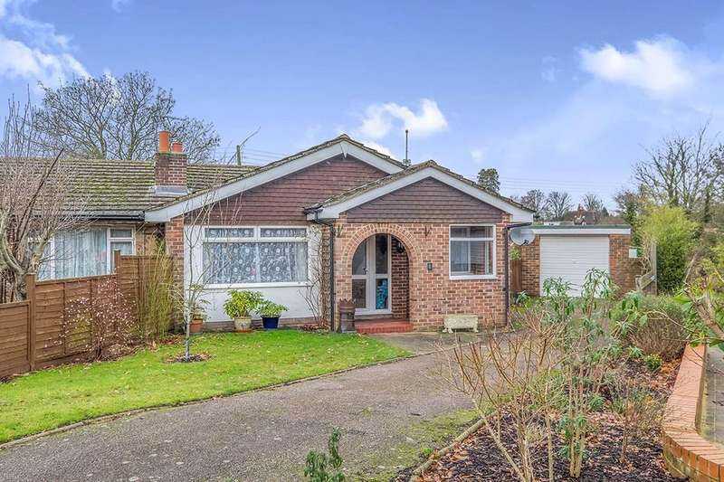 3 Bedrooms Semi Detached Bungalow for sale in Heath Field, Langley, Maidstone, ME17