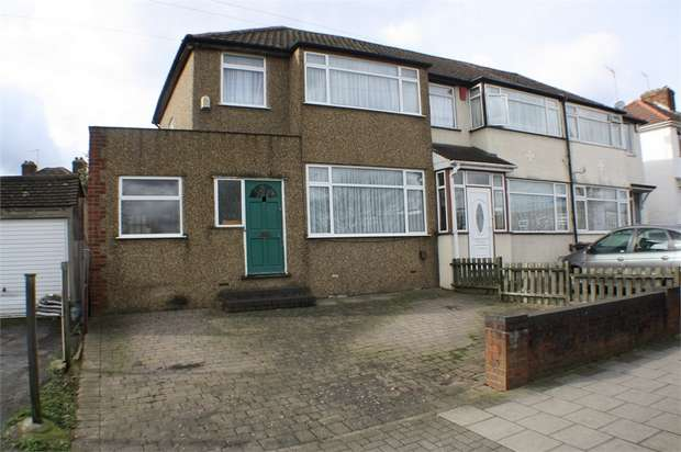 3 Bedrooms Semi Detached House for sale in Cotman Gardens, Edgware, Middlesex