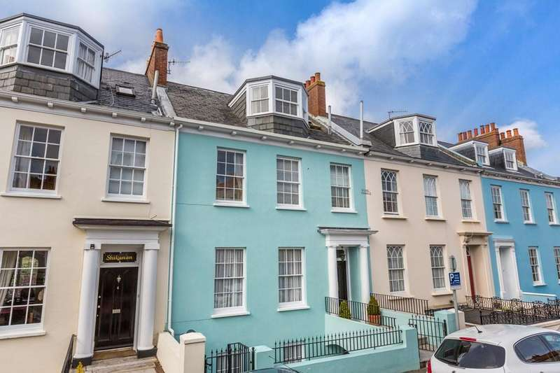 4 Bedrooms Town House for sale in Mount Durand, St. Peter Port, Guernsey