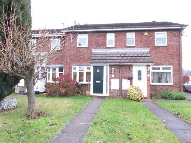 2 Bedrooms Terraced House for sale in Gunstock Close,Streetly,Sutton Coldfield
