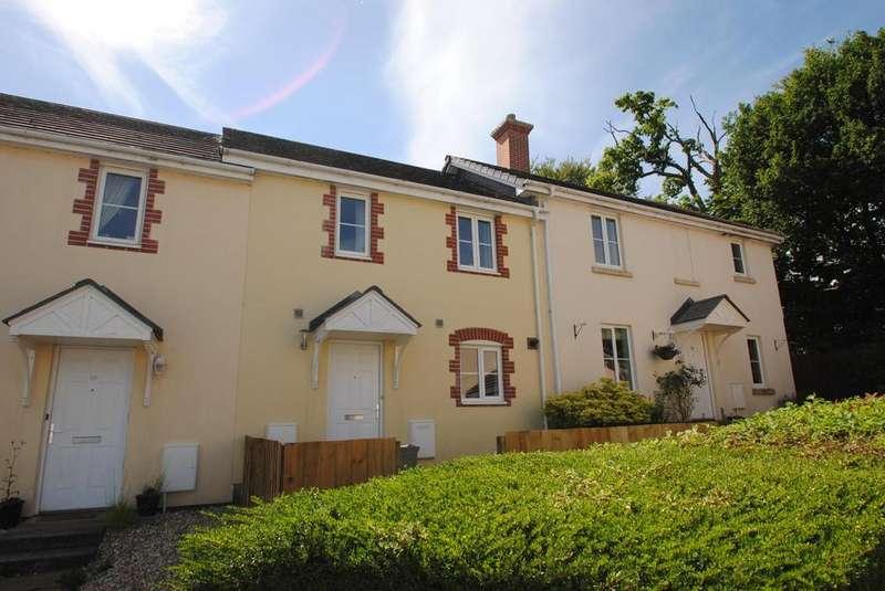 3 Bedrooms Terraced House for sale in Kensey Valley Meadow, Launceston