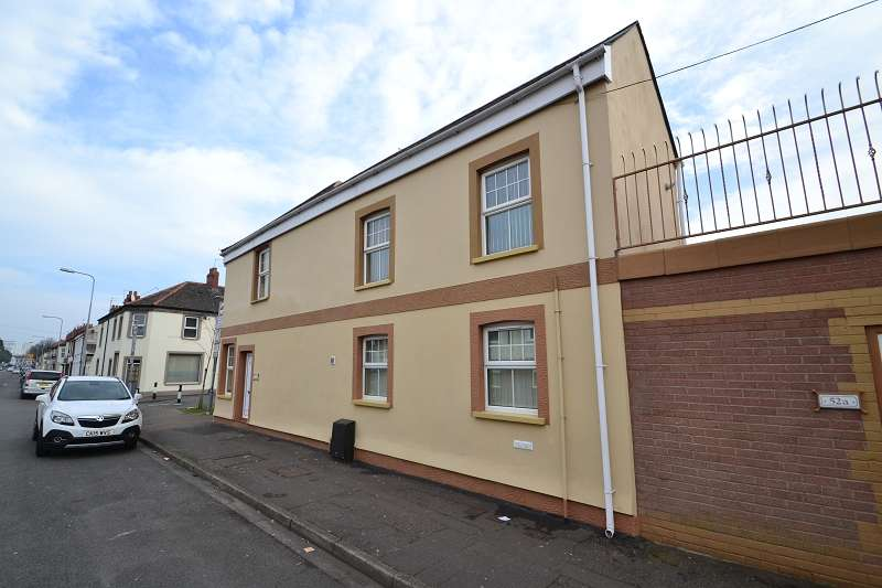 1 Bedroom Maisonette Flat for sale in 2A Kent Street, Grangetown, Cardiff. CF11 7DL