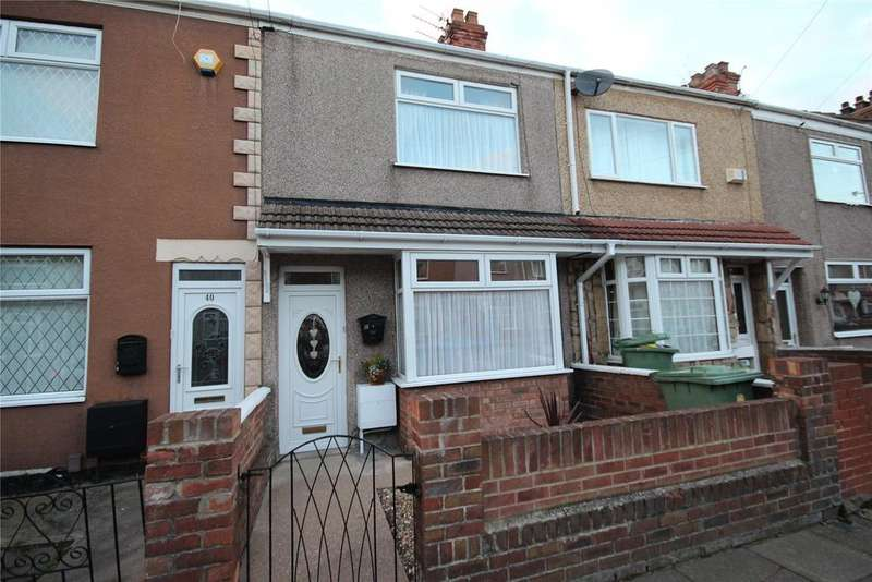 3 Bedrooms Terraced House for sale in Combe Street, Cleethorpes, DN35