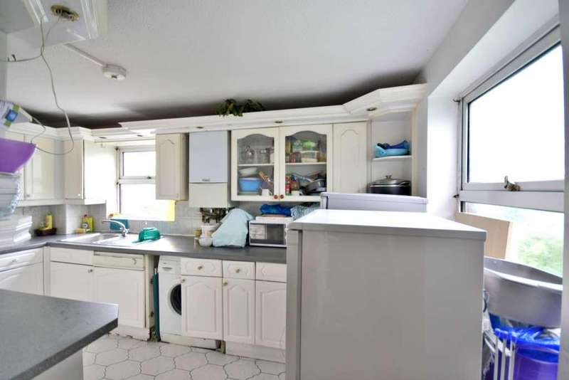 4 Bedrooms Apartment Flat for sale in Edmeston Close,Hommerton E9