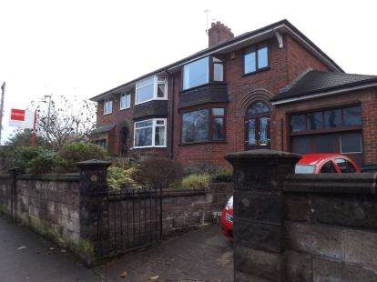 3 Bedrooms Semi Detached House for sale in Hartshill Road, Stoke-On-Trent, Staffordshire