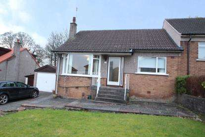 2 Bedrooms Bungalow for sale in Ballater Drive, Inchinnan