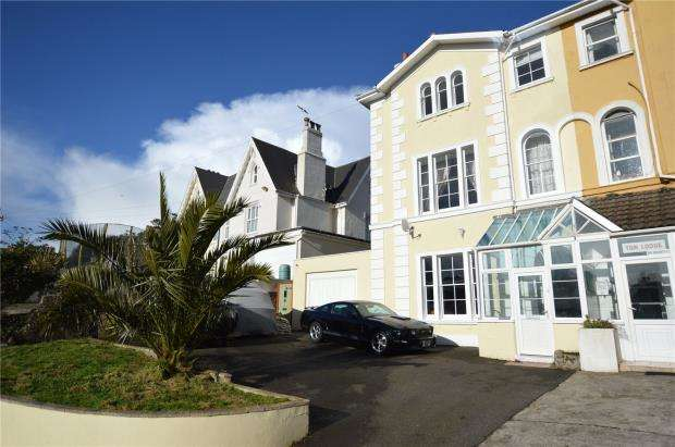 5 Bedrooms Semi Detached House for sale in Tor Vale, Torquay, Devon