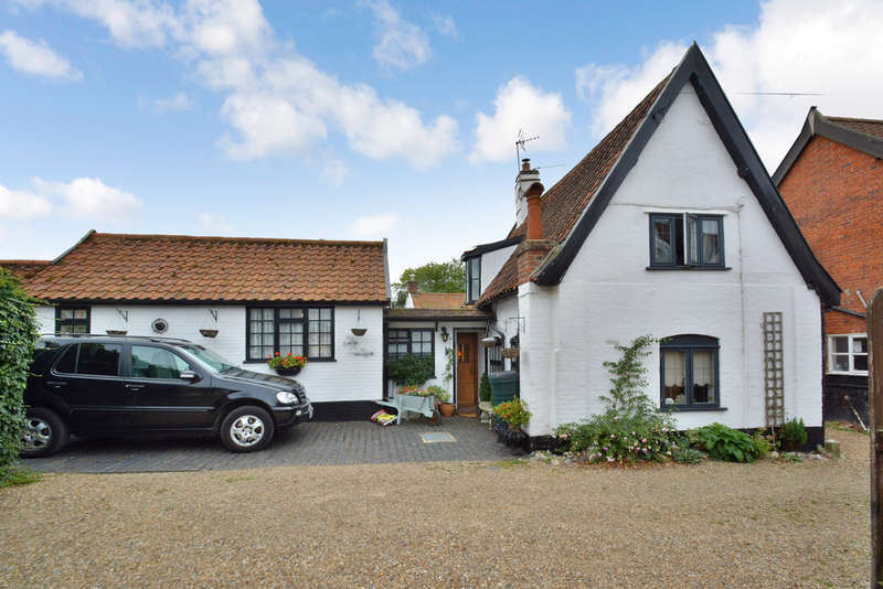 2 Bedrooms Detached House for sale in Wilsons Square, Harleston