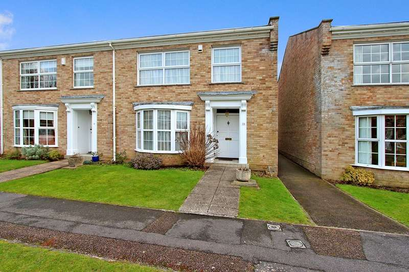 3 Bedrooms End Of Terrace House for sale in HIGHCLIFFE ON SEA