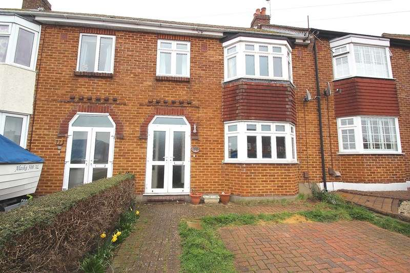 3 Bedrooms Terraced House for sale in Belvoir Close, Fareham