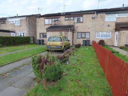 3 Bedrooms House for sale in Belgravia Close, Birmingham, West Midlands