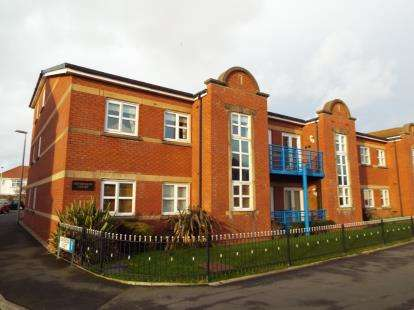 1 Bedroom Retirement Property for sale in Sovereign Court, Thornton-Cleveleys, Lancashire, FY5