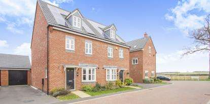4 Bedrooms Semi Detached House for sale in Arlington Close, Thurmaston, Leicester