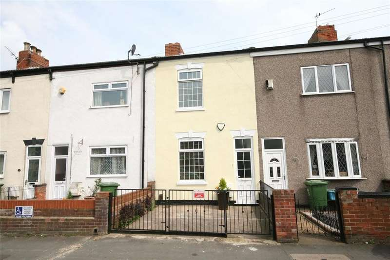 2 Bedrooms Terraced House for sale in Heneage Road, Grimsby, DN32