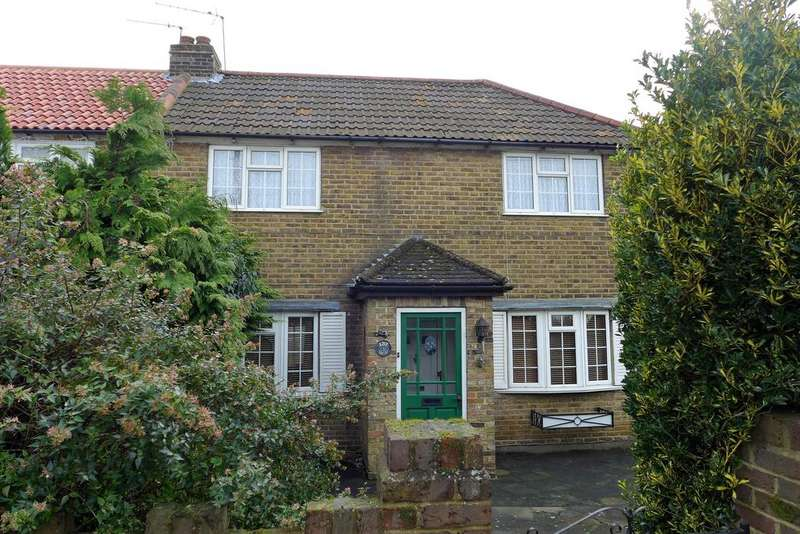 3 Bedrooms Semi Detached House for sale in Bedfont Lane, Feltham