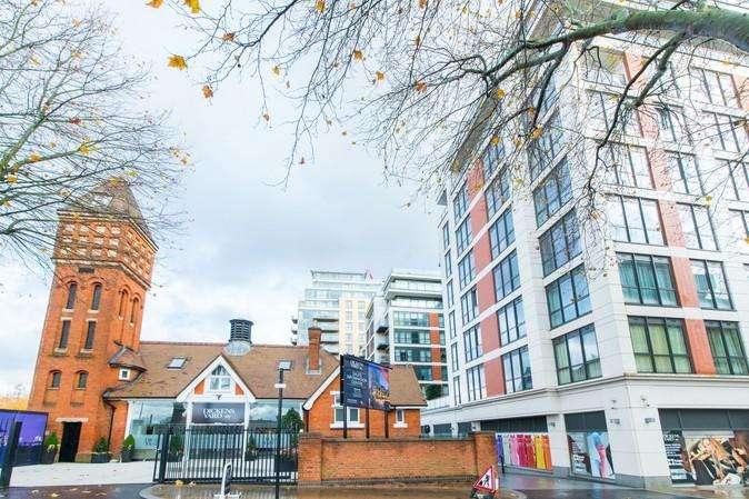 2 Bedrooms Flat for sale in Dickens Yard, Longfield Avenue, Ealing