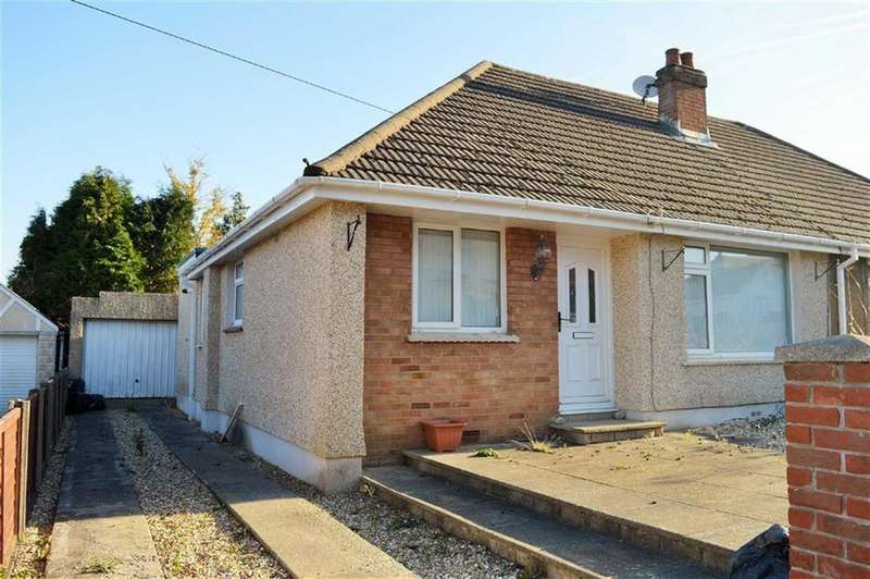 2 Bedrooms Semi Detached Bungalow for sale in North Road, Swansea, SA4