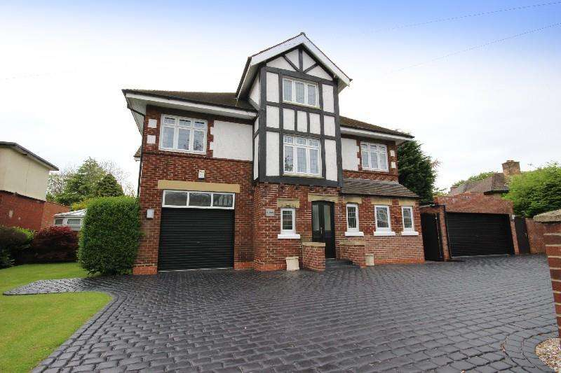 6 Bedrooms Detached House for sale in Elwick Road, Hartlepool