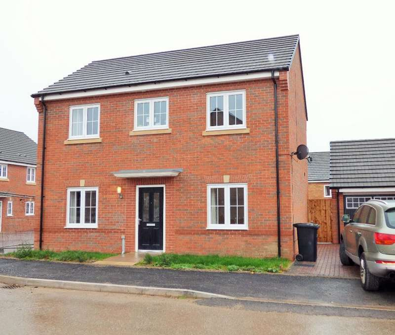 4 Bedrooms Detached House for sale in Eagle Close, Heysham, LA3 2LY