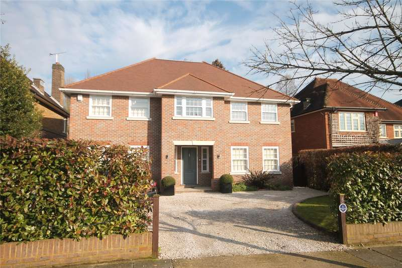 6 Bedrooms Detached House for sale in Bentley Way, Stanmore, Middlesex, HA7