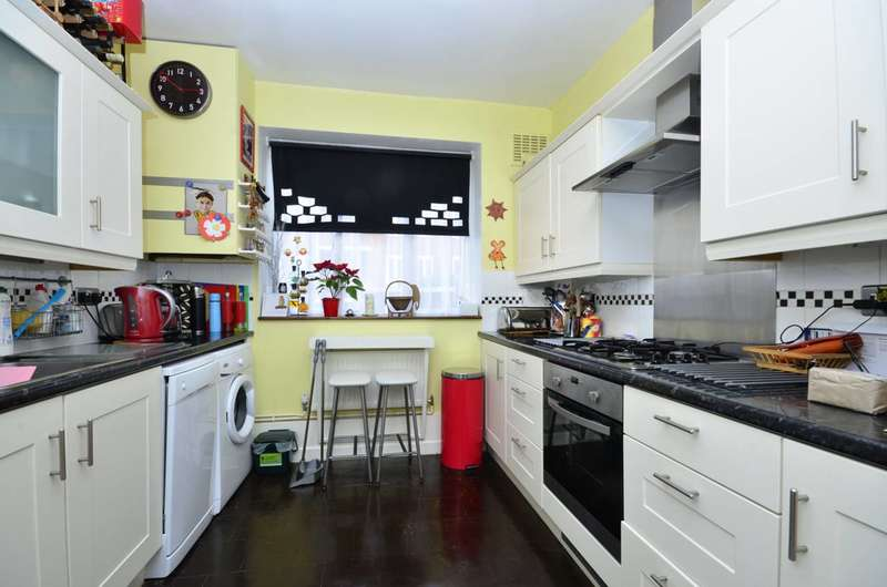 3 Bedrooms Flat for sale in Kilburn Vale, West Hampstead, NW6