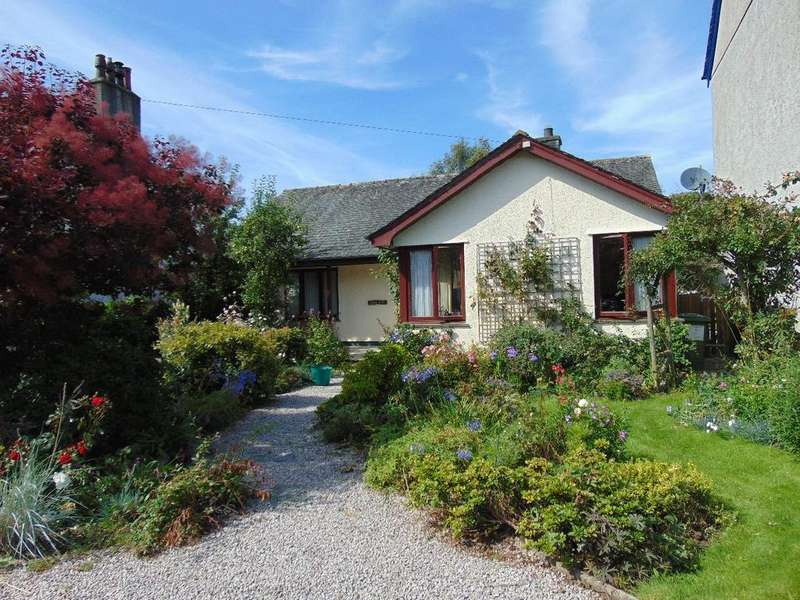 3 Bedrooms Bungalow for sale in Under Eaves, Crosthwaite Road, Keswick, CA12 5PG