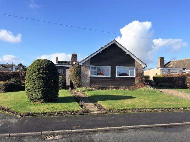 3 Bedrooms Bungalow for sale in Brocklehurst Road, Melton Mowbray, LE13
