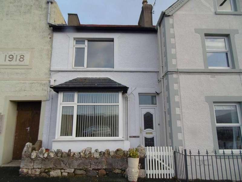 2 Bedrooms Terraced House for sale in Llanrwst Road, Llansanffraid Glan Conwy, LL28 5SS