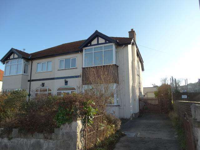 4 Bedrooms Semi Detached House for sale in 210 Dinerth Road, Rhos on Sea, LL28 4UH