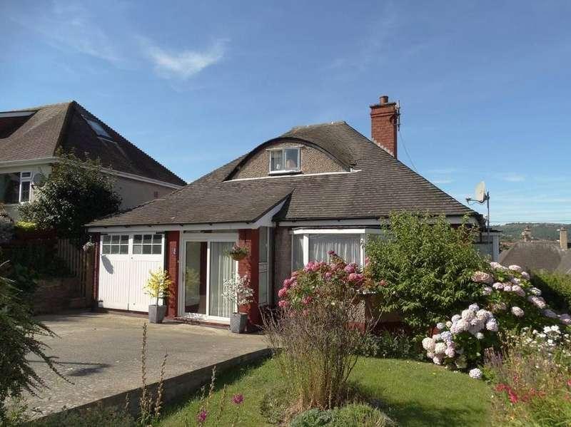 2 Bedrooms Detached Bungalow for sale in 7 Queen s Road, Old Colwyn, LL29 9DG