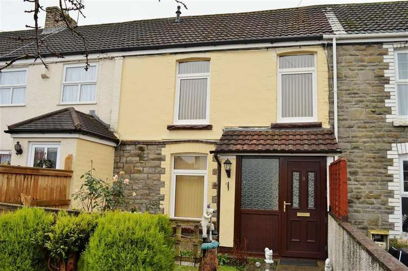 3 Bedrooms Terraced House for sale in Bryn Terrace, Swansea, SA4