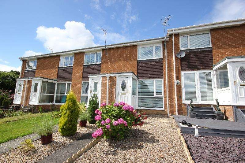2 Bedrooms Semi Detached House for sale in Hamsterley Drive, Crook