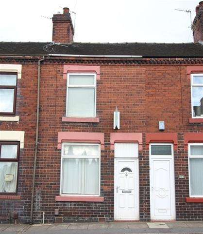 2 Bedrooms Terraced House for sale in LEEK NEW ROAD, SNEYD GREEN, STOKE-ON-TRENT