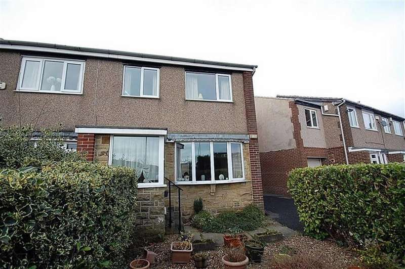 2 Bedrooms Town House for sale in Hill Grove, Salendine Nook, Huddersfield, HD3