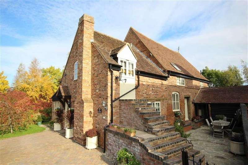 4 Bedrooms Detached House for sale in Greenacres, Twyning, Tewkesbury, Gloucestershire