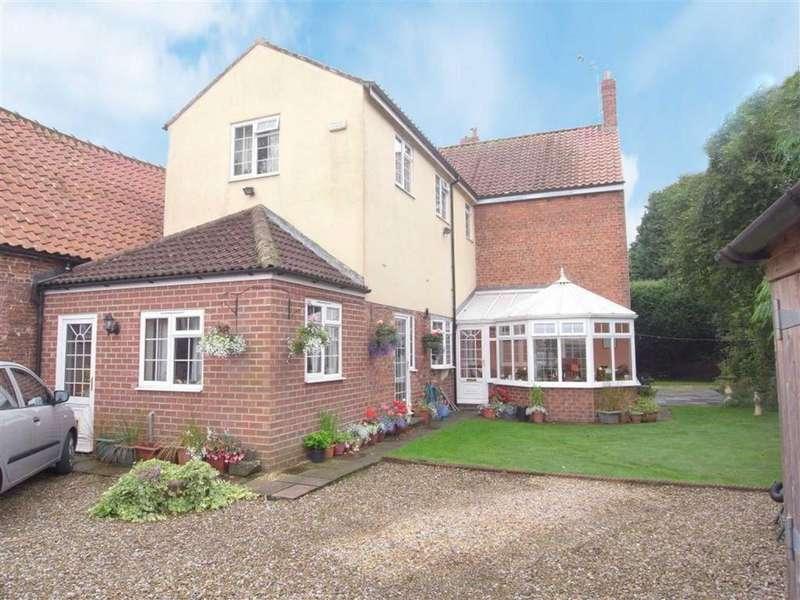 4 Bedrooms Semi Detached House for sale in Coach Lane, Hurworth, Darlington