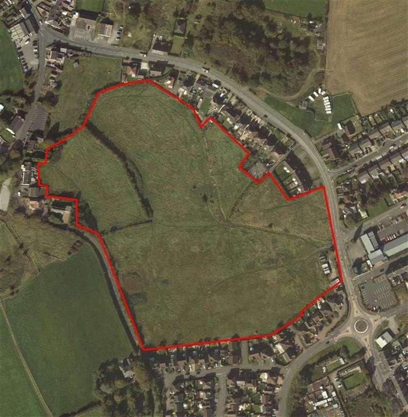 Land Commercial for sale in Turnhurst Road/Birchenwood Road, Stoke On Trent, ST7