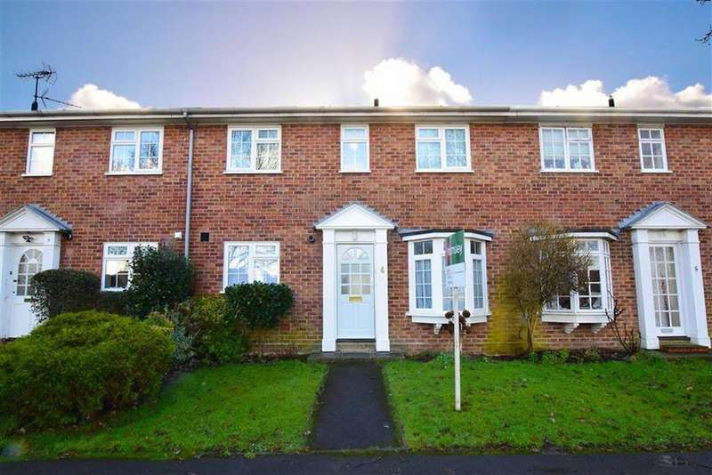 3 Bedrooms Town House for sale in Whitby Drive, Reading