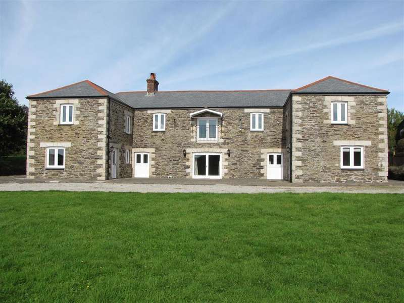 6 Bedrooms Barn Conversion Character Property for sale in Grampound Road