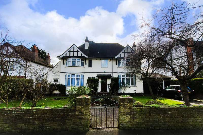 4 Bedrooms House for sale in Hervey Road, Blackheath, SE3
