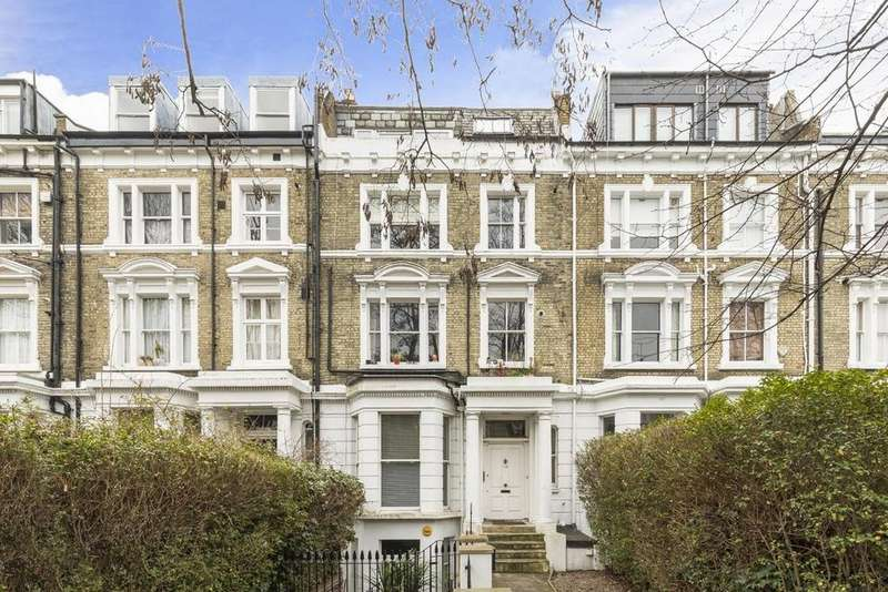 2 Bedrooms Flat for sale in Elsham Road, Kensington, London, W14