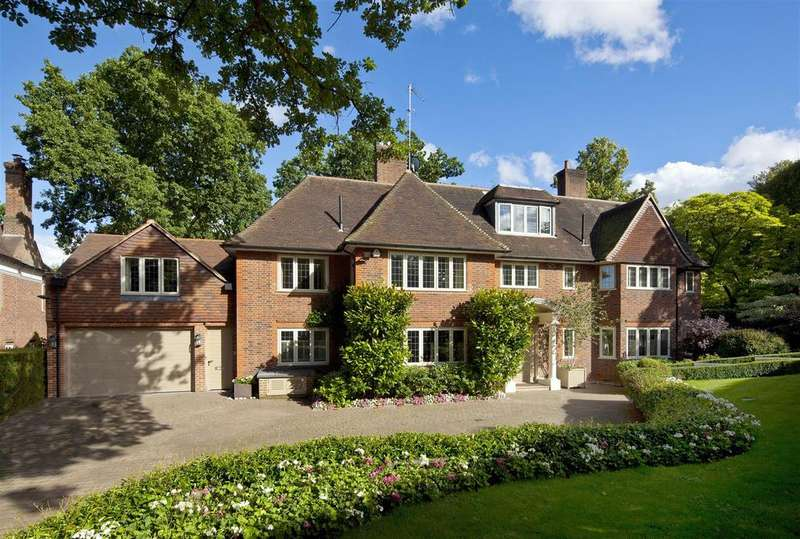 6 Bedrooms Detached House for sale in Compton Lodge, Compton Avenue, N6
