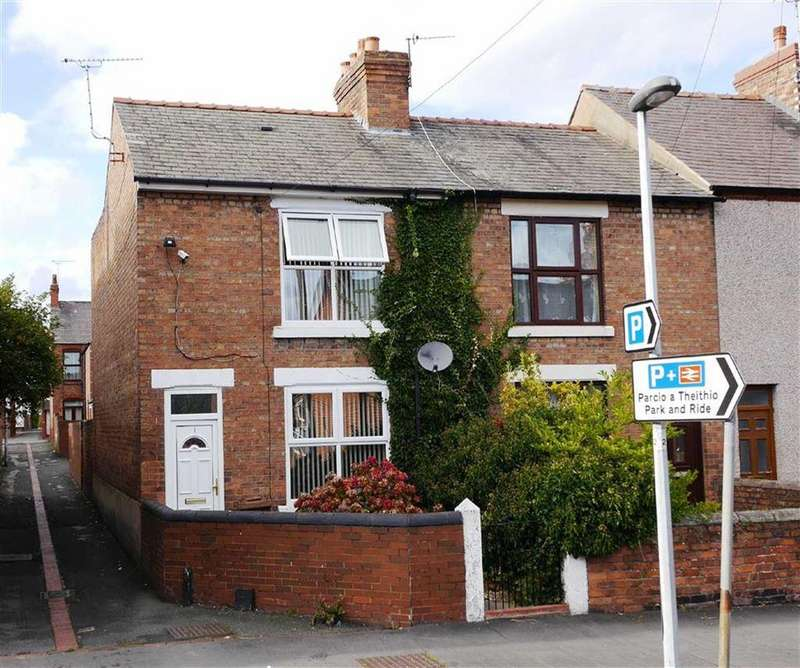 2 Bedrooms Terraced House for sale in King Edward Street, Shotton, Deeside, Flintshire