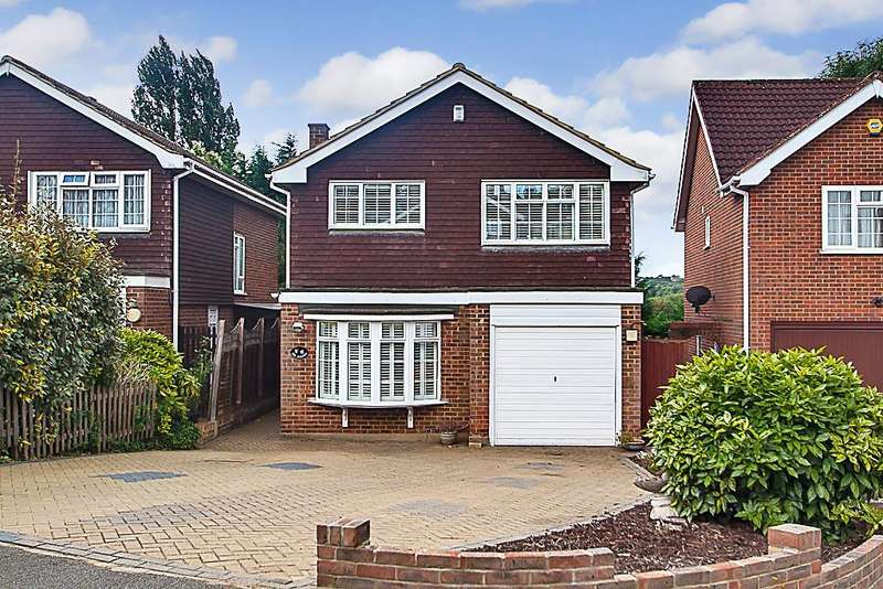 4 Bedrooms Detached House for sale in The Terlings, Brentwood