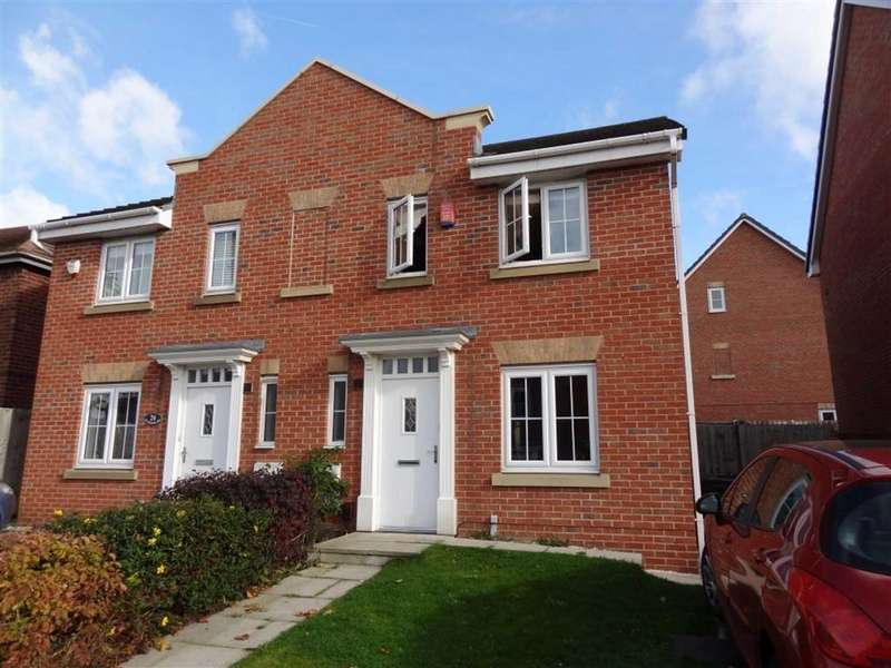 3 Bedrooms Semi Detached House for sale in St Helens Avenue, Barnsley, S71