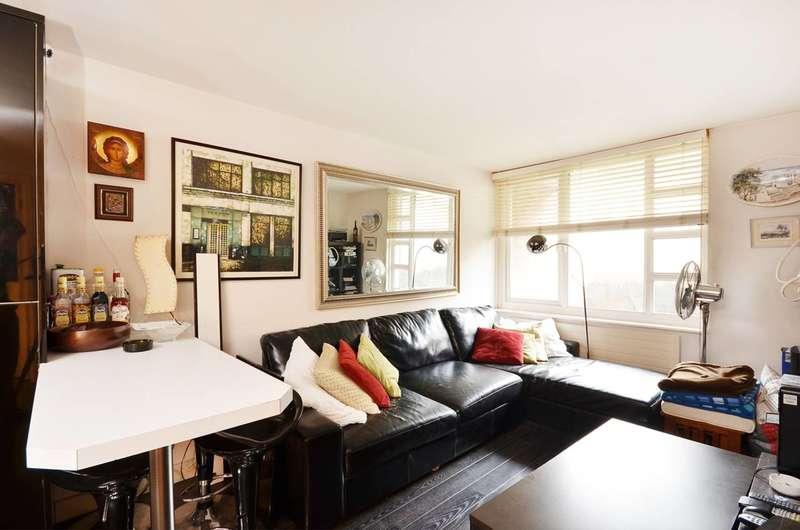 2 Bedrooms Flat for sale in Heather Walk, Queen's Park, W10