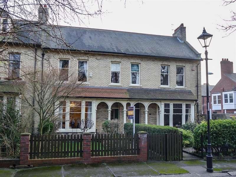 4 Bedrooms Terraced House for sale in Valebrooke Gardens, Ashbrooke, Sunderland
