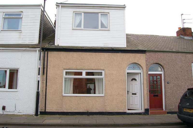 4 Bedrooms Cottage House for sale in Kings Place, Millfield, Sunderland